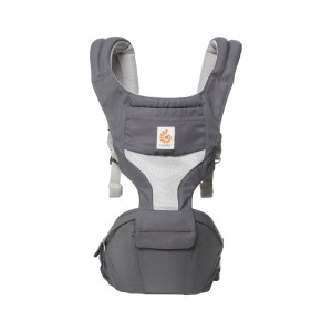 Ergobaby_Hipseat Cool Air Mesh Carbon 1000x1000